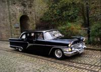Отечественные автомобили выпуска 1945-85 годов
